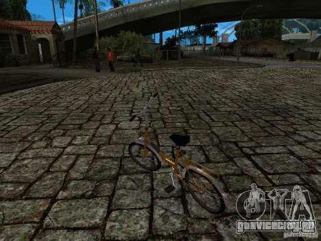 Romet Wigry 3 для GTA San Andreas вид сбоку