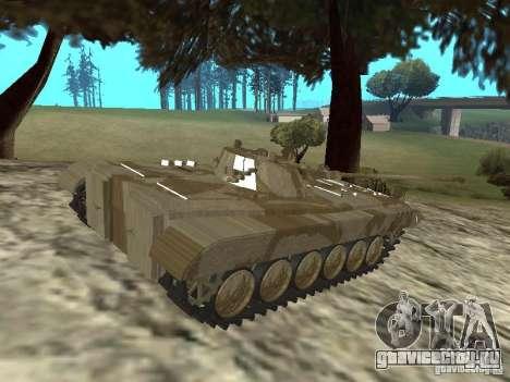 БМП-2 из CGS для GTA San Andreas вид слева