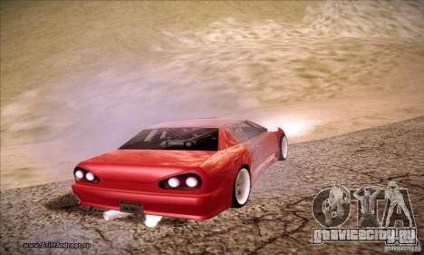 Elegy 180SX для GTA San Andreas вид слева