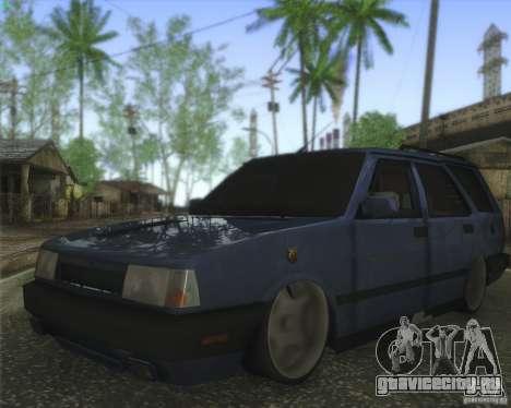Tofas Kartal SLX для GTA San Andreas вид сзади слева
