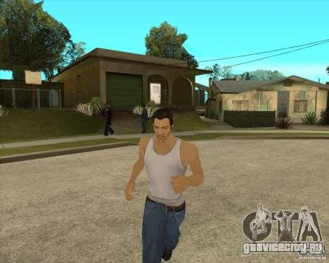 Скин Tommy Vercetti v1 FINAL для GTA San Andreas четвёртый скриншот