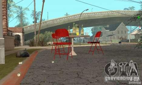 Новогодняя ёлка для GTA San Andreas четвёртый скриншот
