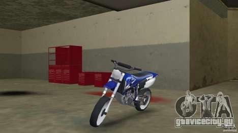 Yamaha YZ450F для GTA Vice City