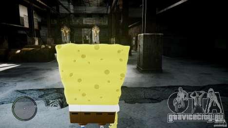 Спанч Боб для GTA 4 второй скриншот