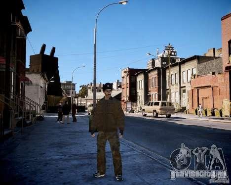 Niko - Stalin для GTA 4 седьмой скриншот