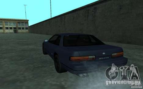 Nissan Onevia (Silvia) S13 для GTA San Andreas вид справа