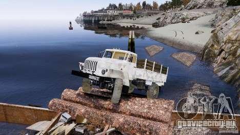 Триаловская трасса для GTA 4