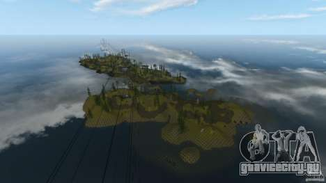 The Loggers Point для GTA 4 третий скриншот
