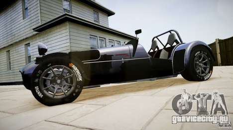 Caterham 7 Superlight R500 для GTA 4