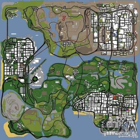 Животные в GTA San Andreas 2.0 для GTA San Andreas пятый скриншот