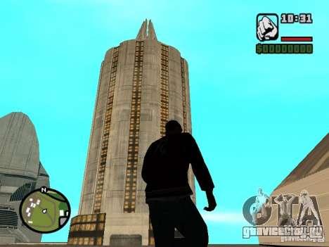 Дом 5 курсанта из игры Star Wars для GTA San Andreas второй скриншот