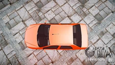 Fiat Albea Sole для GTA 4 вид справа