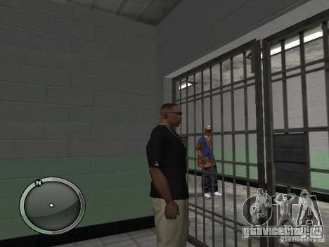 Арест нарушителя - 3 для GTA San Andreas третий скриншот