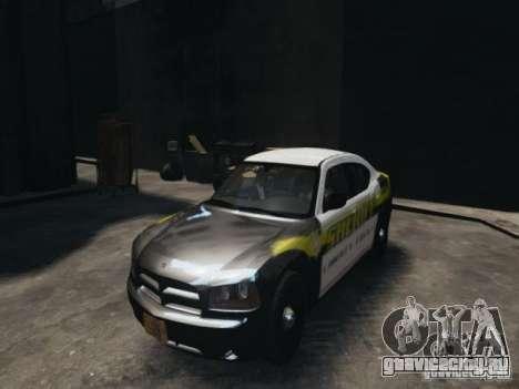 Dodge Charger Slicktop 2010 для GTA 4