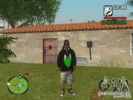 NEW Ryder для GTA San Andreas