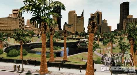 Пальмы для GTA IV для GTA 4 пятый скриншот