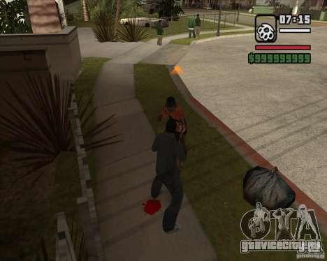 Reality Peds Settings 1.0 для GTA San Andreas