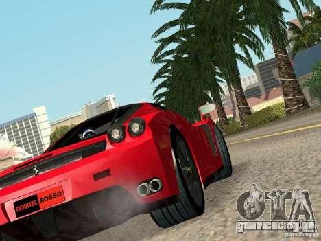 Ferrari Enzo Novitec V1 для GTA San Andreas вид слева