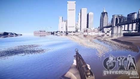 MP-5 для GTA 4 второй скриншот