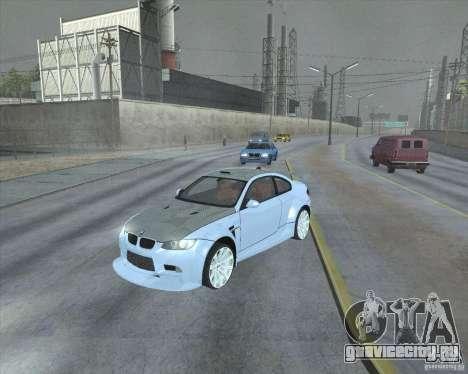 Мод от Юрки для GTA San Andreas одинадцатый скриншот