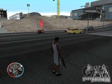 SUPER BIKE MOD для GTA San Andreas четвёртый скриншот