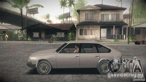 Москвич 2141 Святогор для GTA San Andreas вид слева