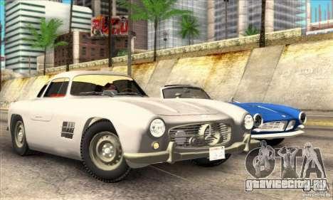 Mercedes-Benz 300 SL для GTA San Andreas