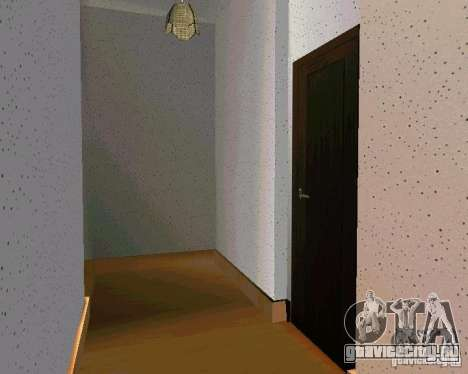 Новый дом CJ v2.0 для GTA San Andreas пятый скриншот