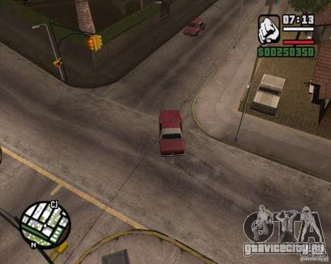 Камера как в игре GTA Chinatown Wars для GTA San Andreas седьмой скриншот