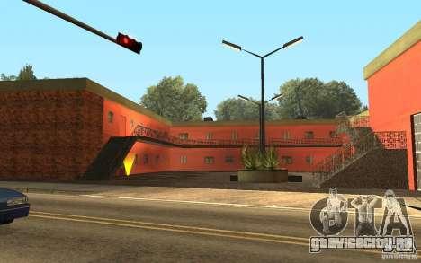 UGP Moscow New Jefferson Motel для GTA San Andreas второй скриншот