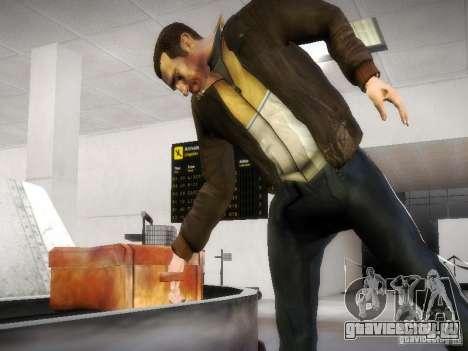 Niko Belliс New Stories для GTA San Andreas