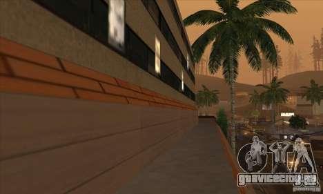 Новый госпиталь в ЛС для GTA San Andreas пятый скриншот