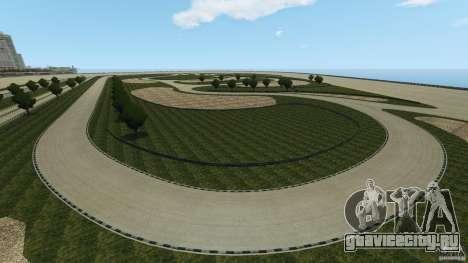 Dakota Raceway [HD] Retexture для GTA 4 восьмой скриншот