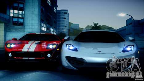 Direct B 2012 v1.1 для GTA San Andreas четвёртый скриншот