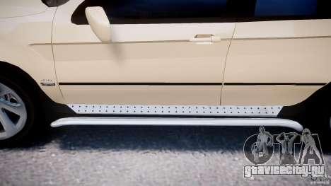 BMW X5 E53 v1.3 для GTA 4