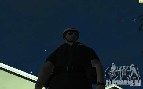 Новый ДПСник для GTA San Andreas второй скриншот