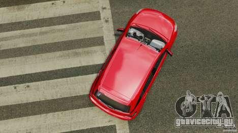 Chevrolet Agile для GTA 4 вид справа