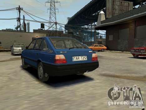 FSO Polonez Каро для GTA 4 вид сбоку