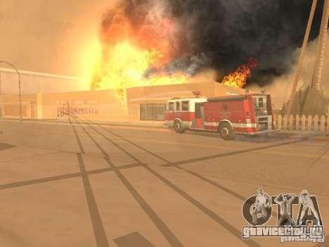Quake mod [Землетрясение] для GTA San Andreas шестой скриншот