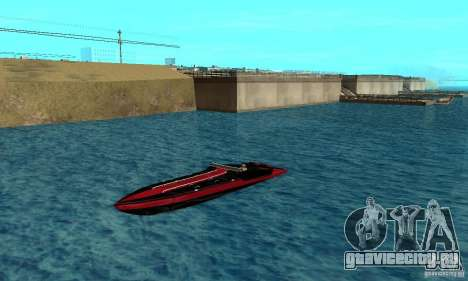 GTAIV TBOGT Smuggler для GTA San Andreas