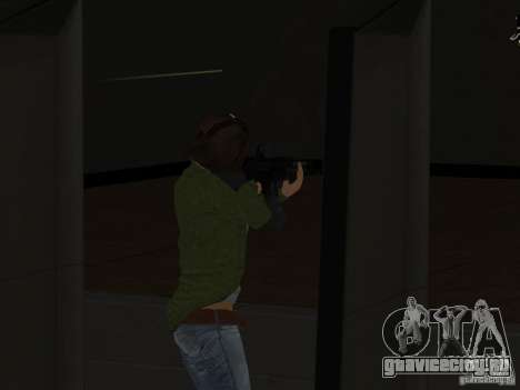 Weapon Pack для GTA San Andreas одинадцатый скриншот