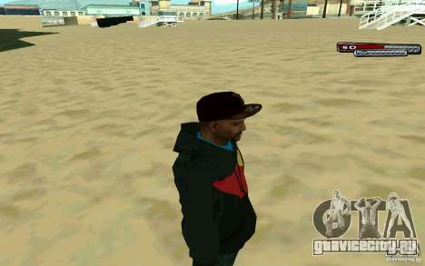 Drug Dealer HD Skin для GTA San Andreas третий скриншот