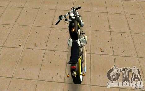Днепр Зверь v2 Ольга для GTA San Andreas двигатель