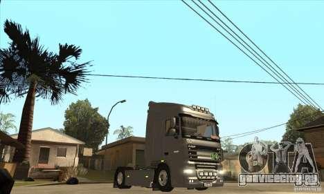 DAF XF для GTA San Andreas
