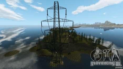 The Loggers Point для GTA 4 шестой скриншот