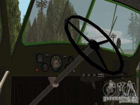 ЗиЛ 164 для GTA San Andreas вид сзади