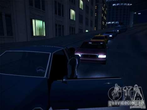 ENBSeries by CatVitalio для GTA San Andreas пятый скриншот