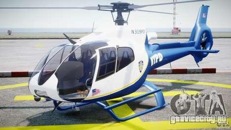 Eurocopter EC 130 NYPD для GTA 4