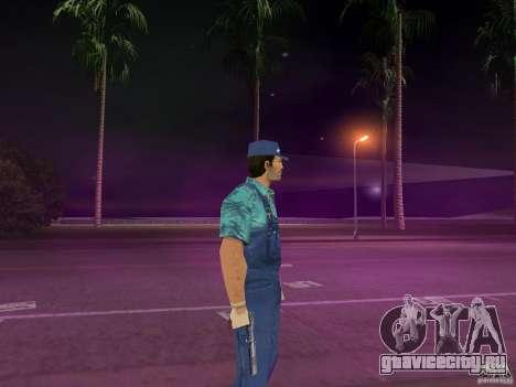 Пак Отечественного Оружия для GTA Vice City второй скриншот