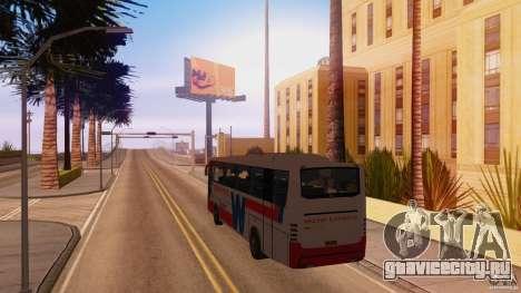 Weena Express для GTA San Andreas вид сзади слева